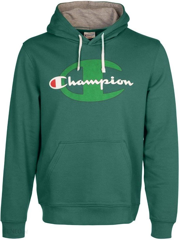 bluza champion green