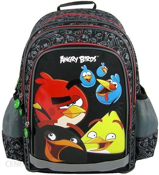 Derform Plecak Szkolny Angry Birds Pl15ab10 Ceny I Opinie Ceneo Pl