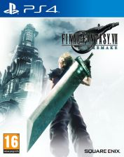 Final Fantasy VII Remake (Gra PS4)