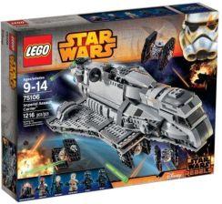 Klocki Lego Star Wars Imperial Assault Carrier 75106 Ceny I Opinie