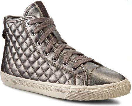 207ad36b4c2 Sneakersy GEOX - D New Club A D4258A 000NF C1018 Gołębi Szary eobuwie