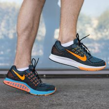 super popular e6bbe 61193 Buty Nike Air Zoom Structure 18 683731-408 - Ceny i opinie - Ceneo.pl