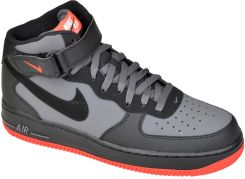 buty nike air force 1 mid 07 dark grey