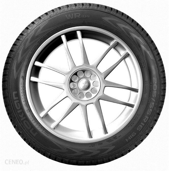Opony Zimowe Nokian Wr D4 21555r17 98h Opinie I Ceny Na Ceneopl