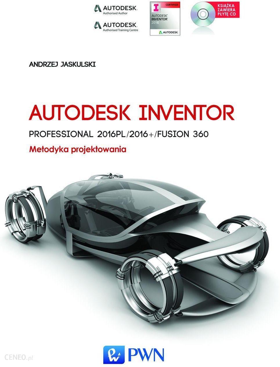 podr cznik do informatyki autodesk inventor professional 2016pl 2016 fusion fusion 360. Black Bedroom Furniture Sets. Home Design Ideas