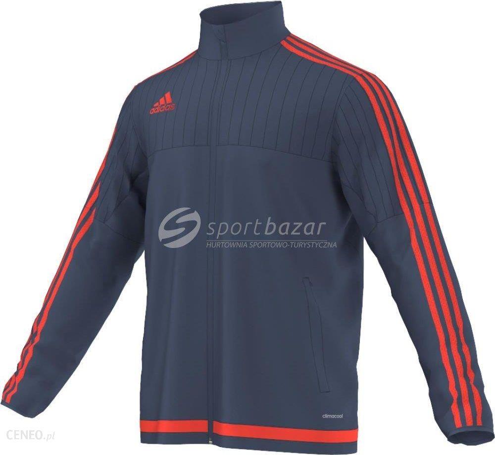czerwona bluza adidas replika