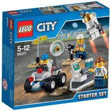 Klocki Lego City Kosmos Zestaw Startowy 60077 Ceny I Opinie Ceneopl