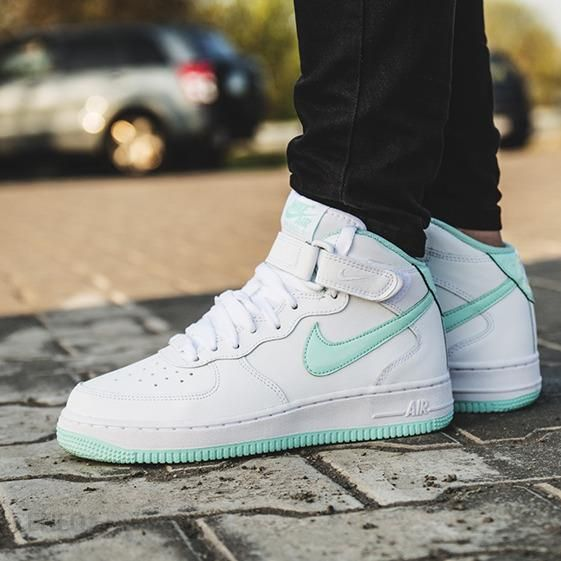 air force 1 mid damskie