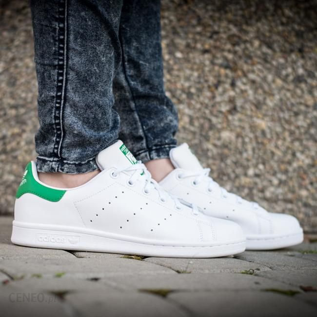 online here retail prices buying cheap BUTY SNEAKERSY ADIDAS ORIGINALS STAN SMITH M20605 - Biały - Ceny i opinie -  Ceneo.pl