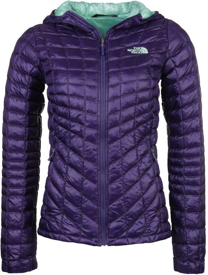 ab71663a443811 The North Face THERMOBALL Kurtka Outdoor garnet purple - Ceny i ...