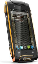 8f233d8ad3bb MYPHONE Hammer AXE 3G Pomarańczowy - Ceny i opinie na Ceneo.pl
