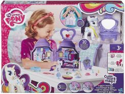Hasbro My Little Pony Butik Rarity B1372
