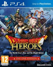 Dragon Quest: Heroes Day One Edition (Gra PS4)