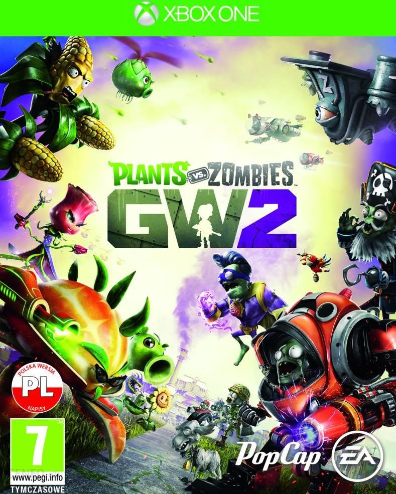 Gra Na Xbox One Plants Vs Zombies Garden Warfare 2 Gra Xbox One Od