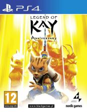 Legend of Kay Anniversary (Gra PS4)