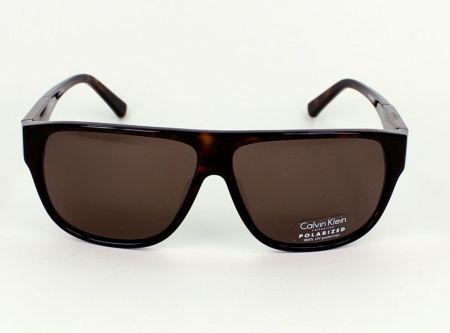 Okulary Przeciwsłoneczne Męskie Calvin Klein CK3177S Brązowe