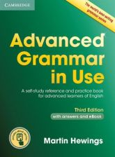 Advanced Grammar in Use with answers and Interactive eBook