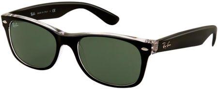 67efea0877c Okulary przeciwsłoneczne Ray Ban NEW WAYFARER COLOR MIX RB2132 6052 (55)