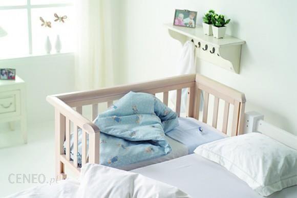 Troll Bedside Crib łóżeczko Dostawne