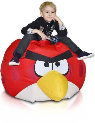 Furini Pufa Angry Birds Red Bird