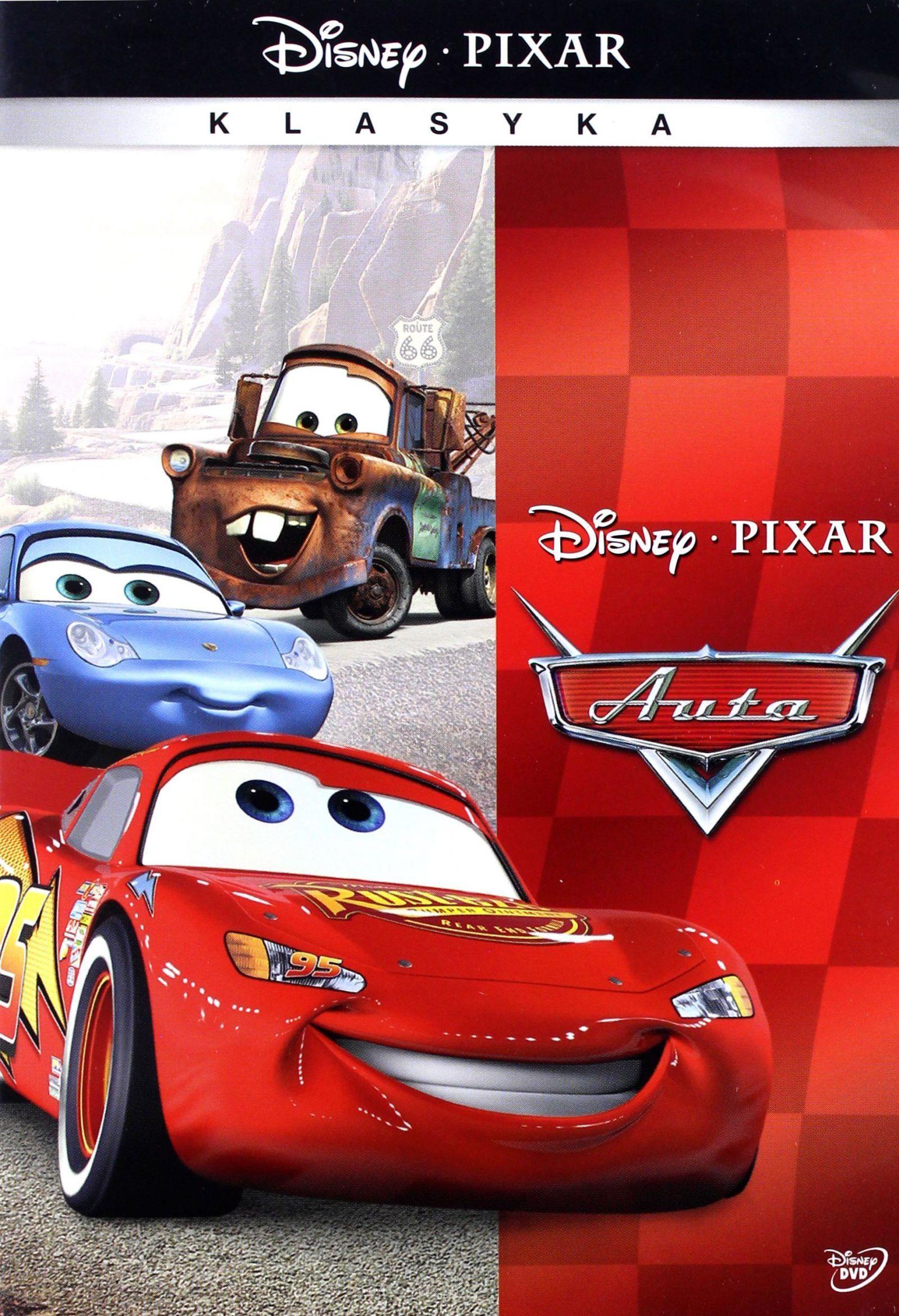 Film Dvd Auta Cars Dvd Ceny I Opinie Ceneopl