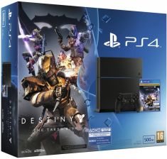 Sony PlayStation 4 500GB + Destiny: The Taken King