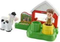 Fisher-Price Little People Mleczna Obórka Cdh27