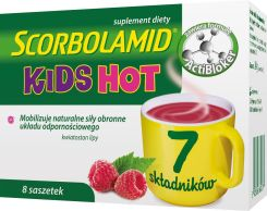 Scorbolamid Kids Hot 8 Sasz.