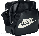 bf1a3b5f2e97c Torebka Nike HERITAGE SI Small Items II -BA4270-019 - Ceny i opinie ...