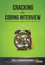 Literatura obcojęzyczna Cracking the Coding Interview: 189 Programming Questions and Solutions - zdjęcie 1