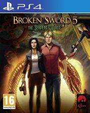 Broken Sword 5: The Serpents Curse (Gra PS4)