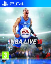 Nba Live 16 (Gra PS4)