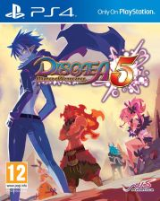 Disgaea 5: Alliance of Vengeance - Launch Day Edition (Gra PS4)