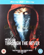 Metallica: Through The Never 3D (Blu-ray)