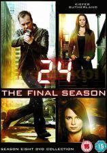 ab0264fe3272e 24 Season 8 (24 Godziny Sezon 8)  EN  (DVD)