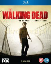 The Walking Dead Season 4 (Żywe Trupy Sezon 4) [EN] (Blu-ray)