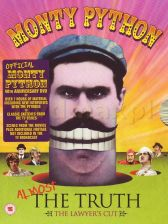 Monty Python: Almost The Truth The Lawyer's Cut (DVD)