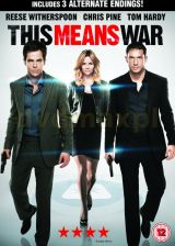 This Means War (A Więc Wojna) [EN] (DVD)