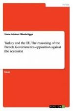 Turkey and the Eu. the Reasoning of the French Government's Opposition Against the Accession