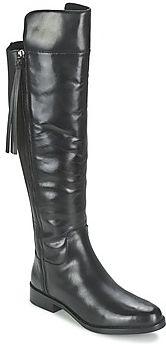 Kozaki damskie za kolano APIA Long 2016 Strech Gre
