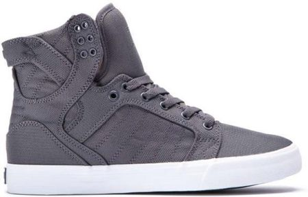 buty SUPRA - Skytop Charcoal -White (CHR)