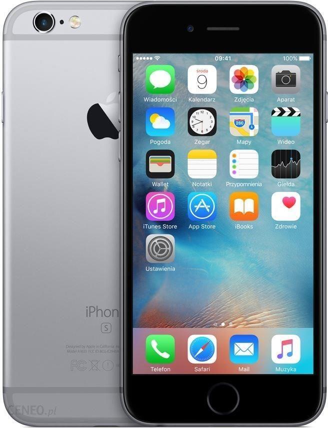 apple iphone 6s 16gb gwiezdna szaro ceny i opinie na. Black Bedroom Furniture Sets. Home Design Ideas