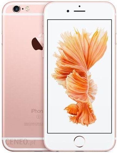 Apple Iphone 6s Plus 128gb Rozowe Zloto Cena Opinie Na Ceneo Pl