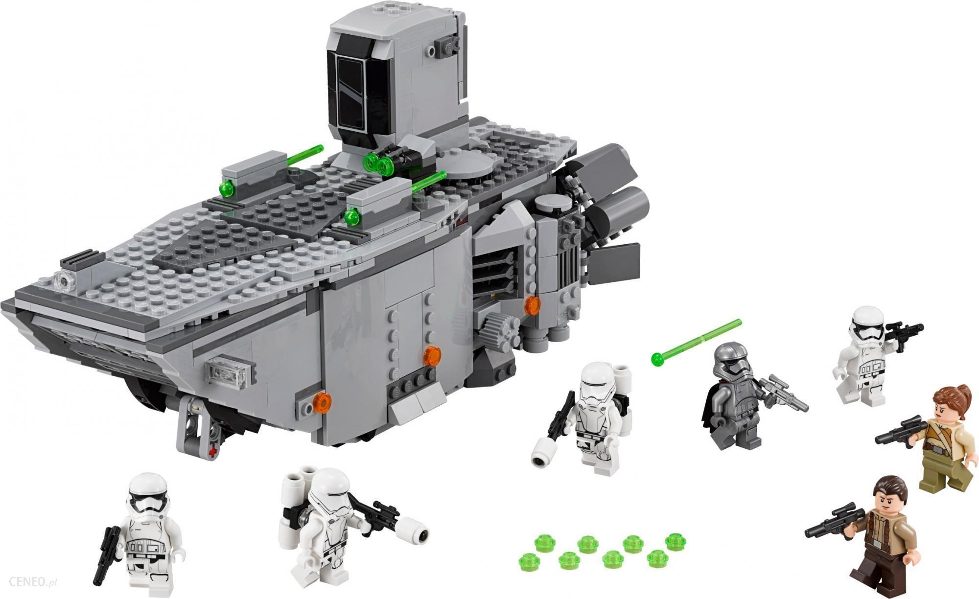 Klocki Lego Star Wars First Order Transporter 75103 Ceny I Opinie