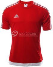 KOSZULKA adidas ESTRO 15 JSY JUNIOR czerwona S16149