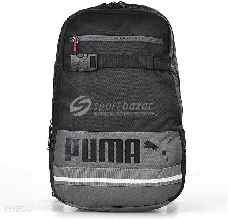 494996c8842e2 Plecak PLECAK PUMA DECK BACKPACK czarny /73393 01 - Ceny i opinie ...