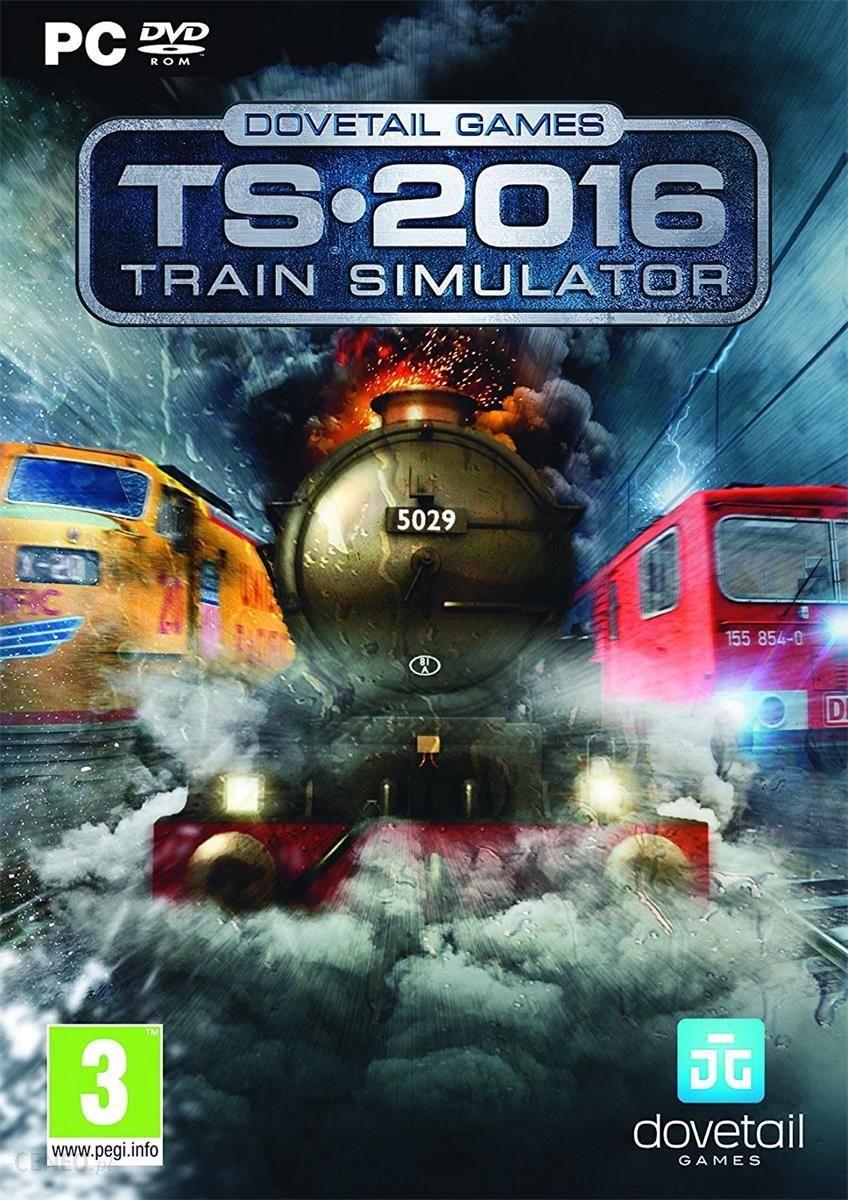 """""""Train Simulator 2016"""" (skaitmeninis)"""