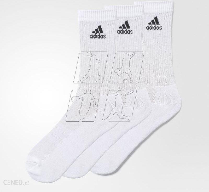 Adidas Skarpety 3 Stripes Performance Crew 3Pak (aa2297)