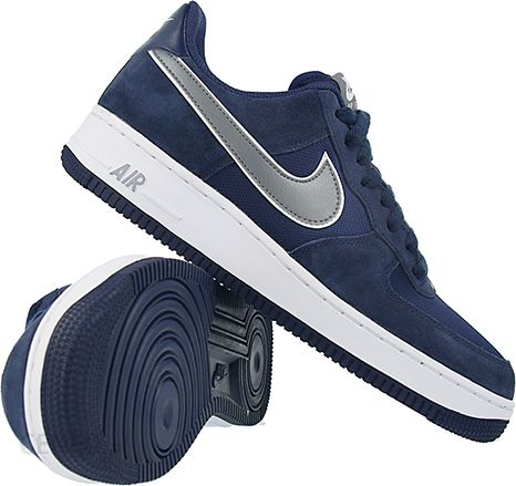 best sneakers bd3fa 24e17 ... Buty Nike Air Force 1 Low quotMidnight Navyquot ...