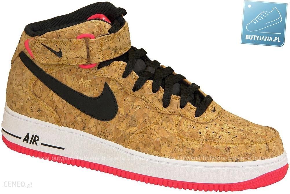 best sneakers b9dc1 5f700 Nike Air Force 1 Mid  07 Cork 748282-100 - zdjęcie 1